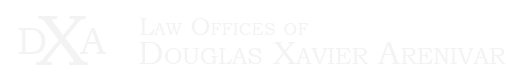 Law Offices of Douglas Xavier Arenivar